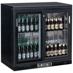 Espositore refrigerato orizzontale per bibite cap.223Lt