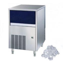 Produttore di ghiaccio cubetto Nugget kg 55/24h
