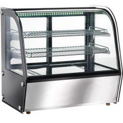 Vetrina bar riscaldata ventilata L.71x46x67cm