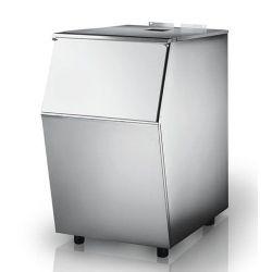 Contenitore ghiaccio in inox kg 100