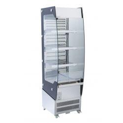 Espositore refrigerato verticale aperto