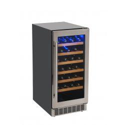 Cantina refrigerata da incasso 40 bottiglie