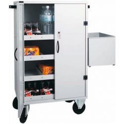 Carrello rifornimento frigo-bar