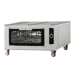 Cella di lievitazione 4-4-4 riscaldata con ruote-porte vetro