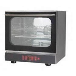 Forno elettrico digitale pasticceria con grill da 4 teglie 433 x 333