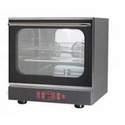 Forno elettrico digitale gastronomia con grill da 4 teglie 433 x 333