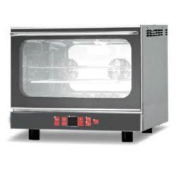 Forno elettrico digitale pasticceria con grill da 4 teglie 600 x 400