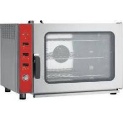 Forno misto a vapore digitale 5 teglie GN/EN 60x40 elettrico