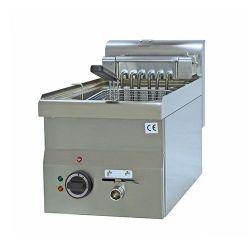 Friggitrice Elettrica 1 vasca capacità Lt 10