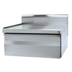 Elemento neutro con cassetto dim. 60x60xh28 cm