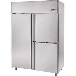 Armadio refrigerato 1200 Lt. temp. -2/+10° 3 porte