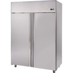 Armadio refrigerato 1400 Lt. temp. -2/+10° 2 porte