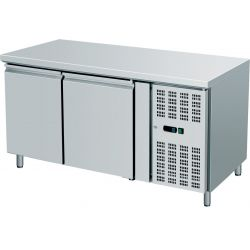Tavolo refrigerato 2 porte prof.600 TN