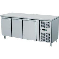 Tavolo refrigerato 3 porte prof.600 TN