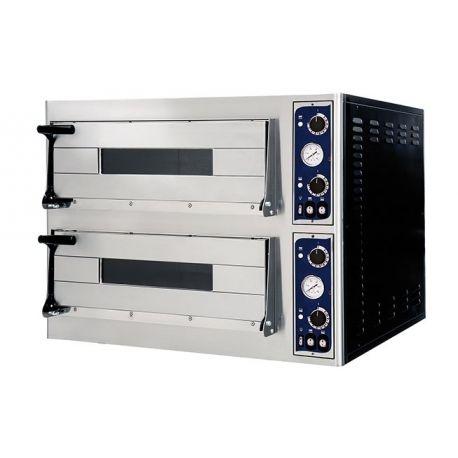 Forno elettrico per 8 pizze Ø 32 - controllo meccanico
