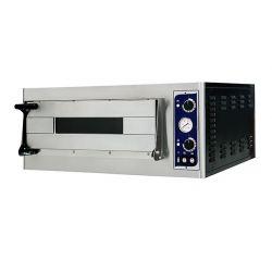 Forno elettrico per 9 pizze Ø 35 - controllo meccanico