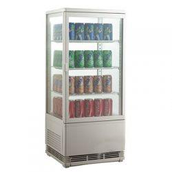 Espositore 78 Lt refrigerato per bibite