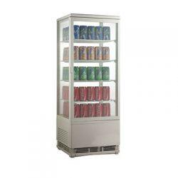 Espositore 98 Lt refrigerato per bibite