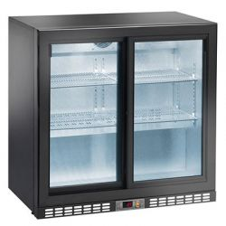 Espositore 210 Lt refrigerato per bibite