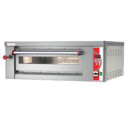 Forno elettrico per 6 pizze Ø 33 - controllo digitale