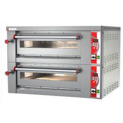 Forno elettrico per 18 pizze Ø 33 - controllo digitale