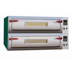 Forno elettrico per 18 pizze Ø 33 - controllo digitale - Professional