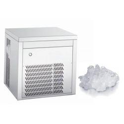 Produttore di ghiaccio granulare Kg 550/24h