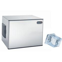 Produttore di ghiaccio Kg 450/24h cubetto quadro