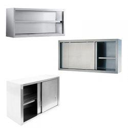 arredamento inox per cucine professionali e ristoranti ... - Pensili Inox Per Cucina